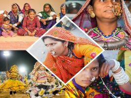 Tribes in Gujarat