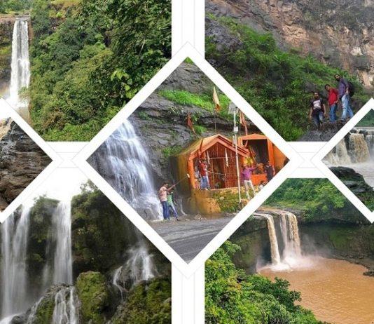 Beautiful Waterfalls in Gujarat