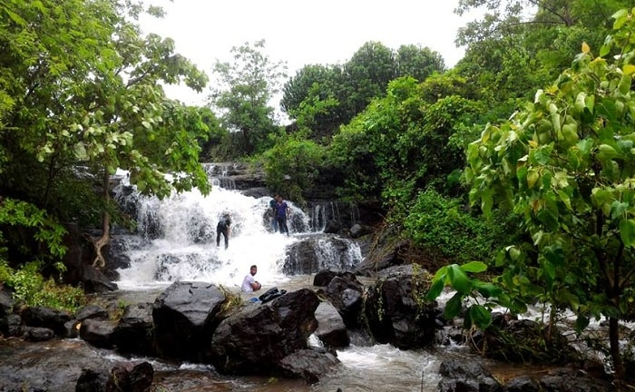 Bilpudi Jodiya Waterfall (Dharampur)