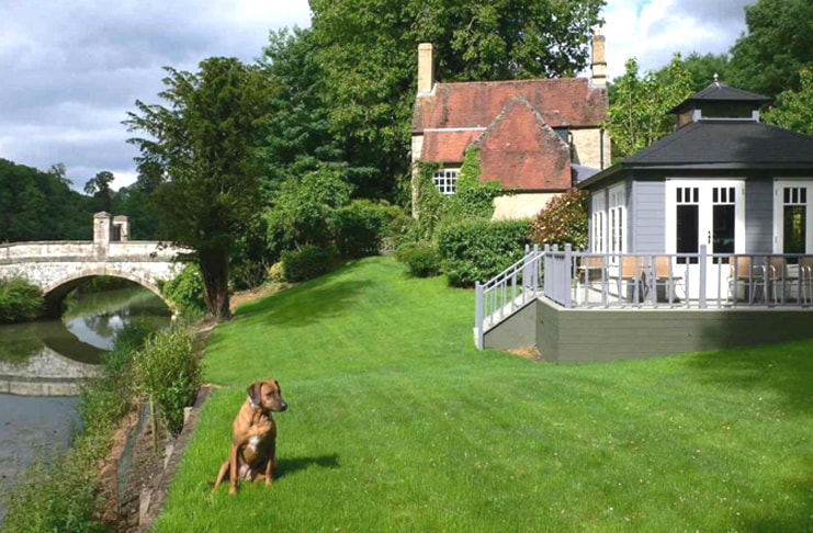 Dog Friendly Sussex Cottages