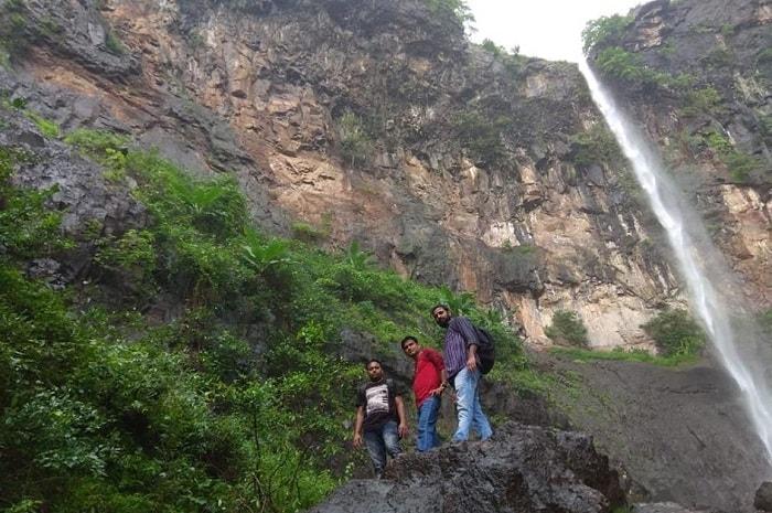 Khuniya Mahadev Falls (Pavagadh)