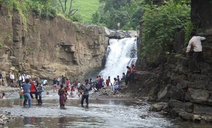 Zarwani Waterfall (Dediapada)