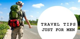 Travel Tips Just For Men