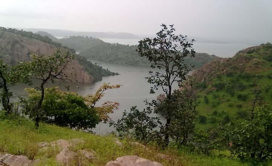 Mahi River, Gujarat