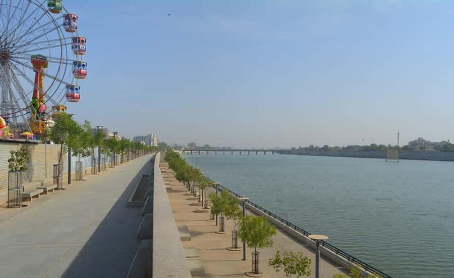 Sabarmati River Front , Ahemdabad