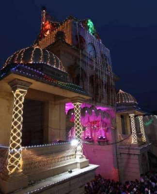 Lord Jagannath Temple, Ahmedabad