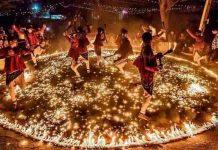 Mashaal Garba Celebration, jamnagar