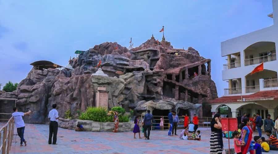 Vaishno Devi Temple, Ahmedabad