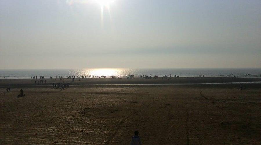 Dandi Beach,Navsari
