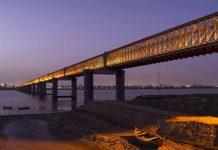 Golden Bridge, Bharuch