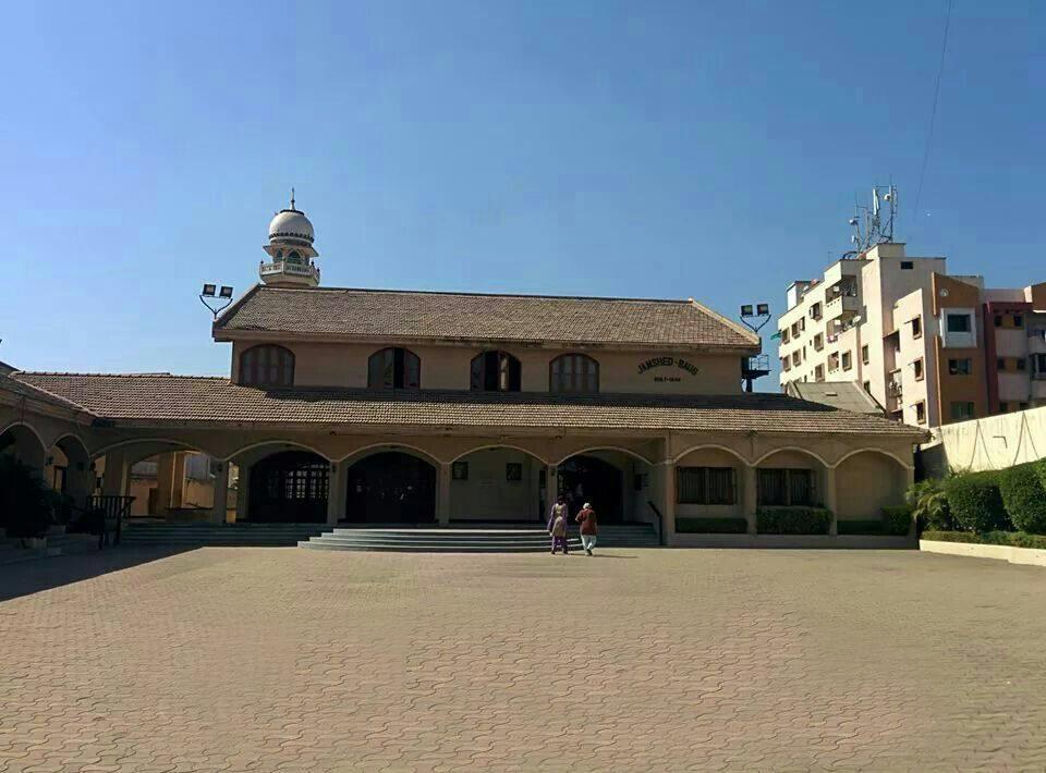 Jamshed Baug,Navsari