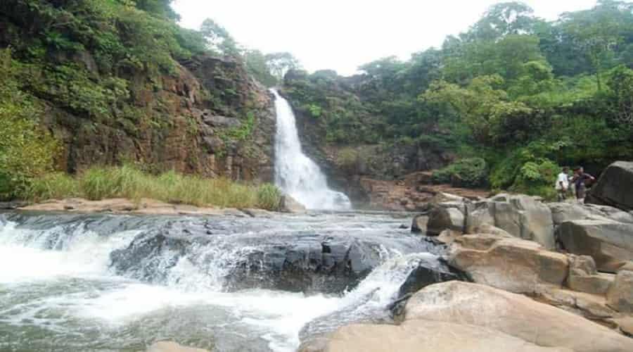Ninai Waterfalls, Bharuch