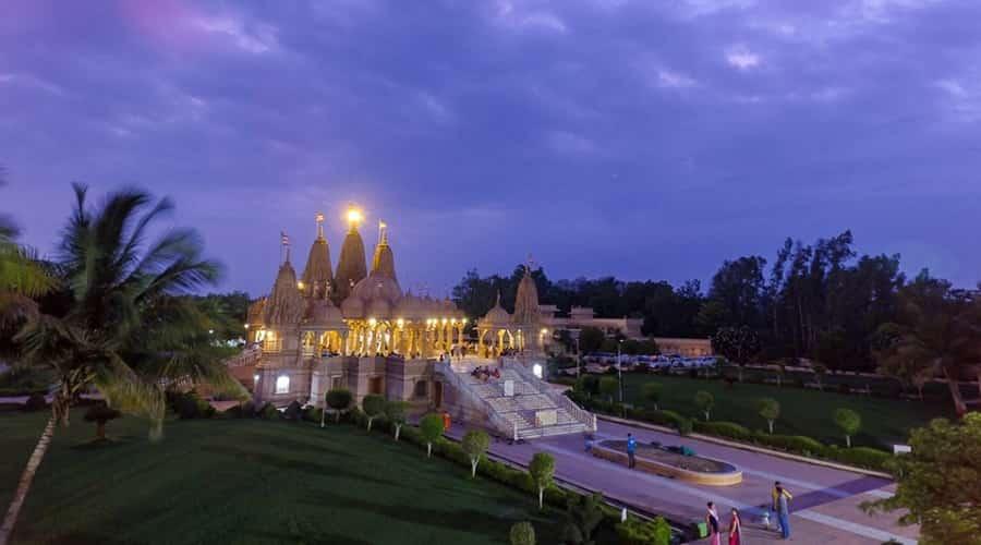 Shri Swaminarayan Mandir, Bharuch