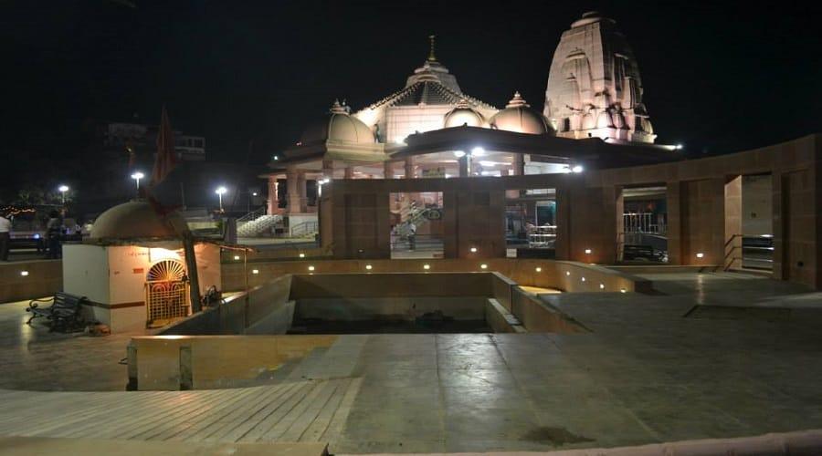 Unai Mata Temple,Navsari