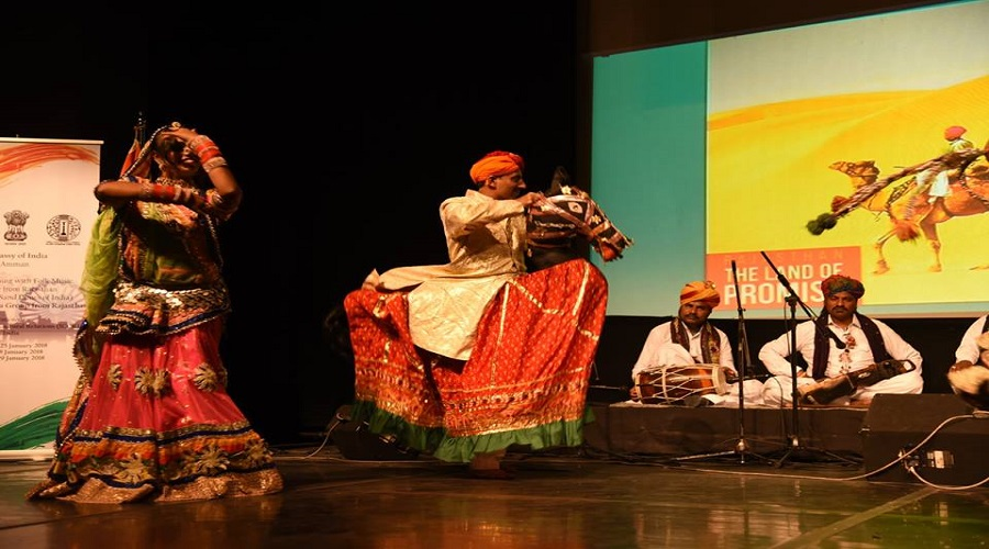 Bhavai Dance celebration