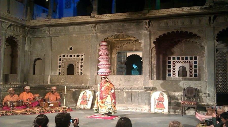 Bhavai Dance history