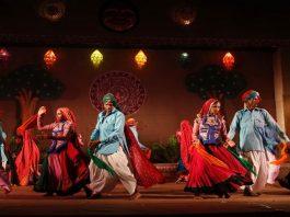 Bhawai Dance Costume