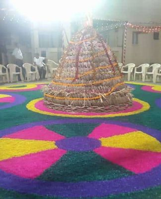 Holi Decoration Rajkot