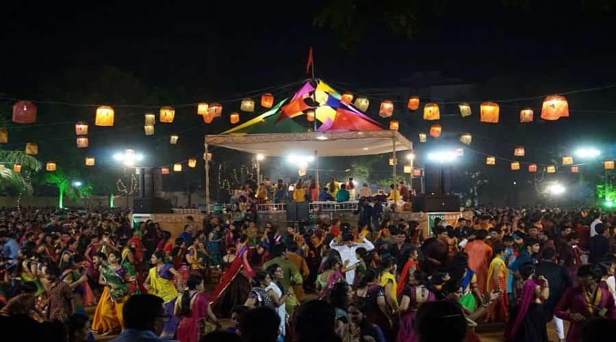 Navratri Festival, Rajkot