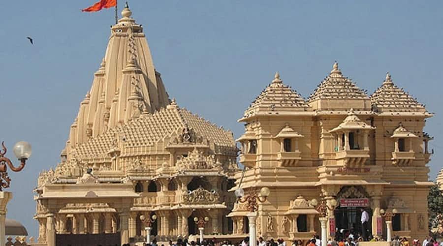 Dwarkadheesh Temple Dwarka