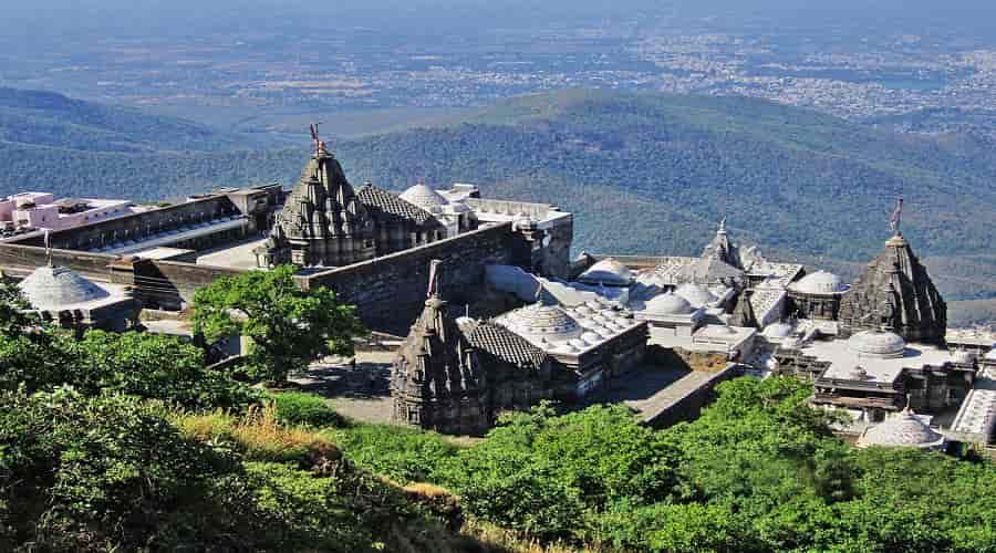 Girnar hills Junagarh