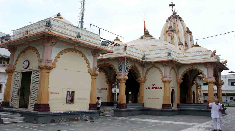 Nagnath Temple Amreli