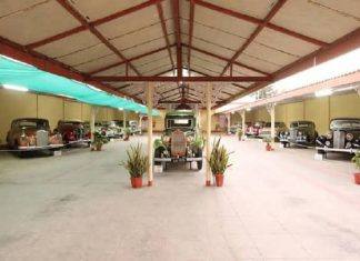 Dastan Farm Vintage Car Village