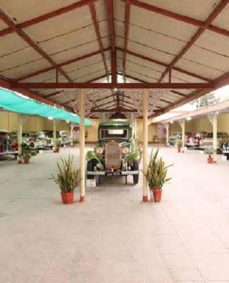 Dastan Farm Vintage Car Village