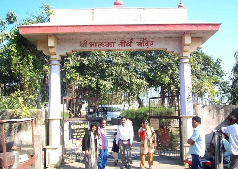 Bhalka Teerth, Somnath
