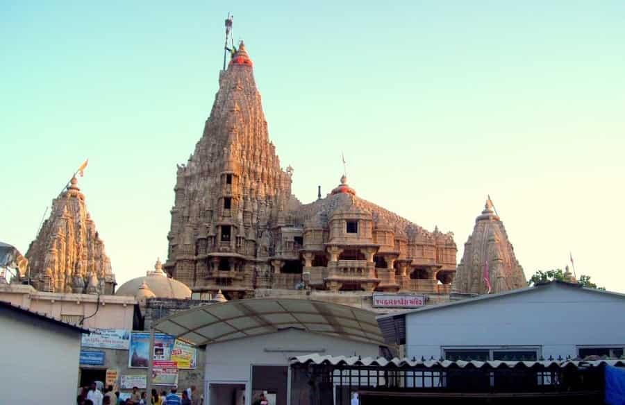 Dwarkadhish Temple, Dwarka