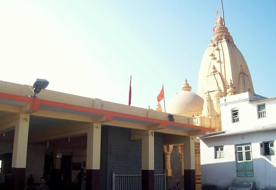 Kamnath Mahadev Temple