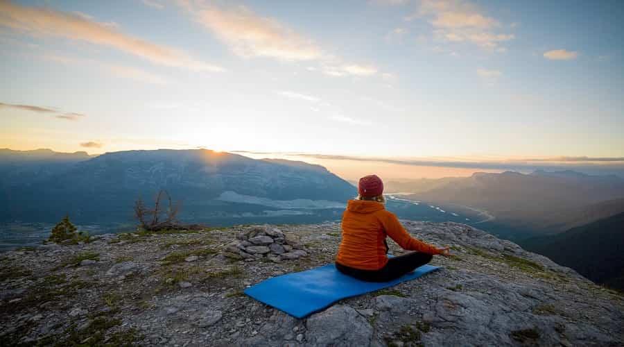 Take time for meditation