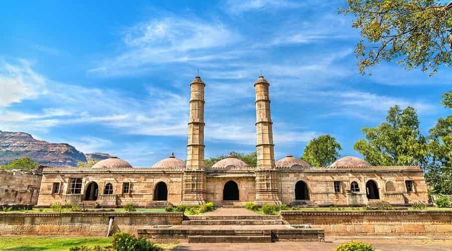Pavagarh Archaeological Park