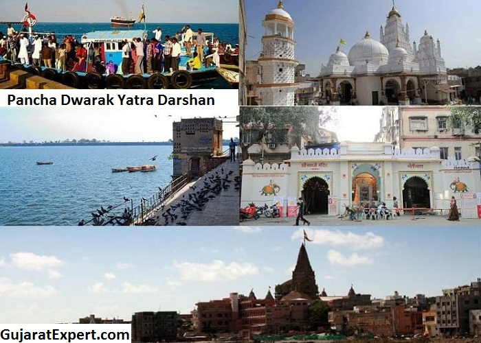 Pancha Dwaraka Yatra Package from Ahmedabad @Rs.23,600/- Per Person