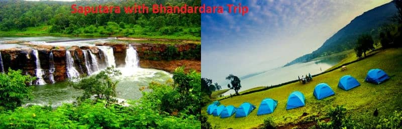 Saputara with Bhandardara tour