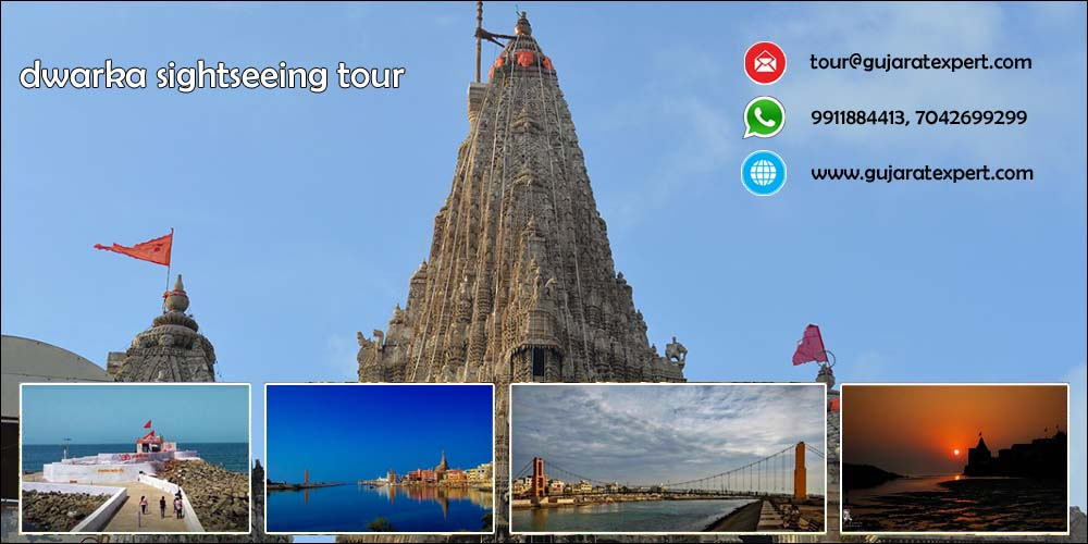 Dwarka Sightseeing Tour