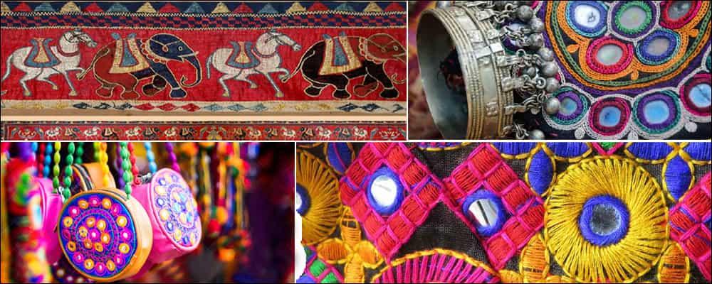 Gujarat Textile TourBanner