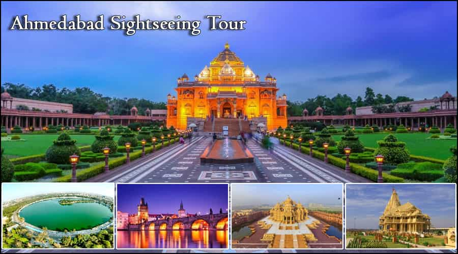 Ahmedabad City Sightseeing Tour