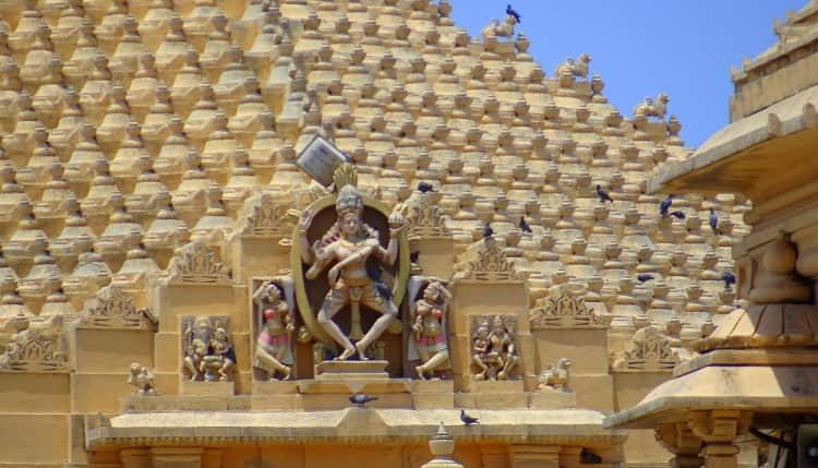 Somnath Temple Architecture