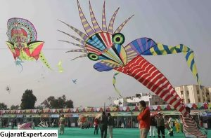 Kite Festivals in Gujarat