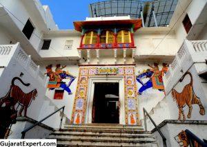Kankroli Dwaraka, Kankroli Temple