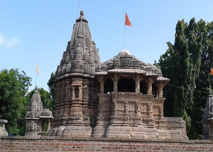 Jasmalnathji Mahadev Temple