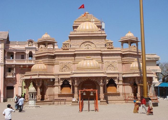 Shri Hanuman Mandir, Sarangpur