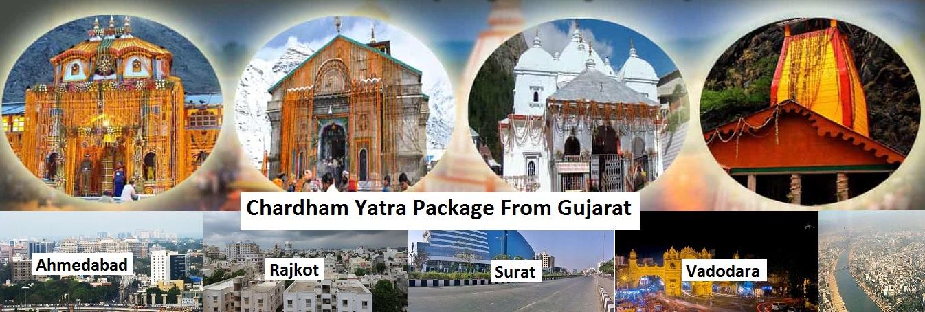 Chardham Yatra From Ahmedabad, Gujarat