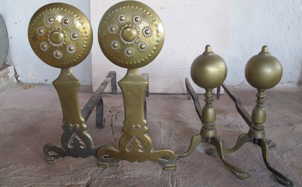Brass and Iron Items
