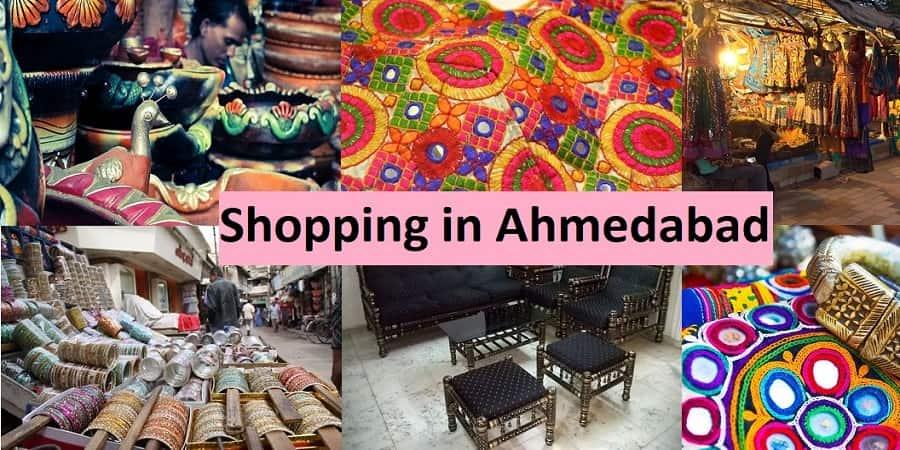 Shopping in Ahmadabad