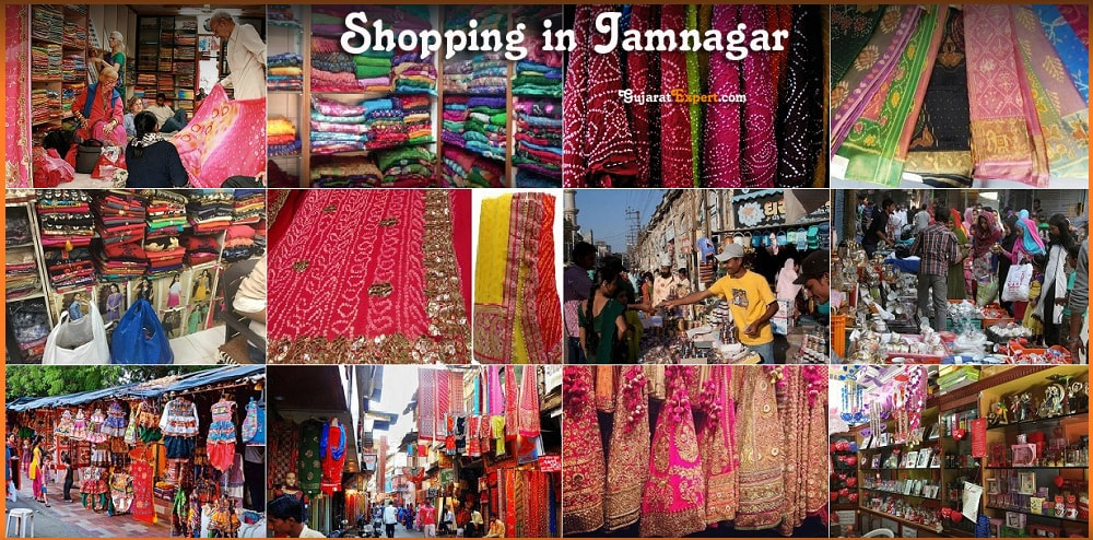 Shopping in Jamnagar