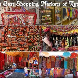Shopping in Kutch