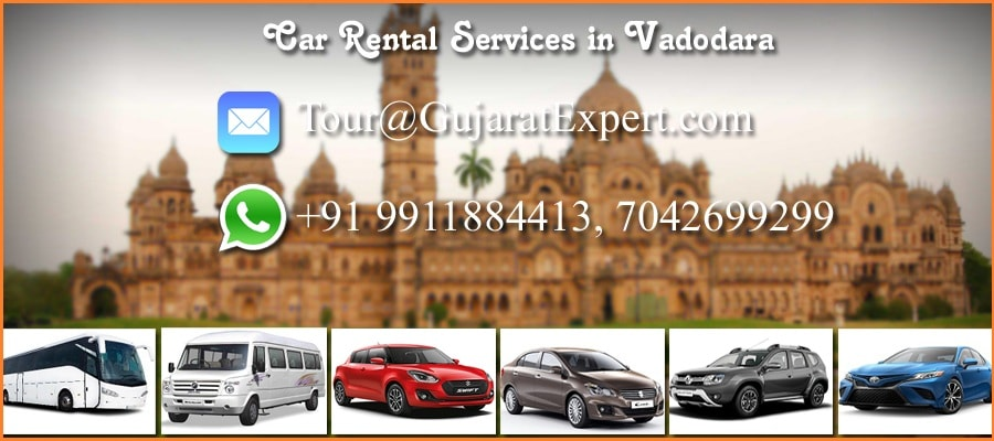 Car Rental Services in Vadodara