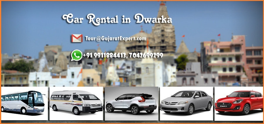 Car Rental in Dwarka